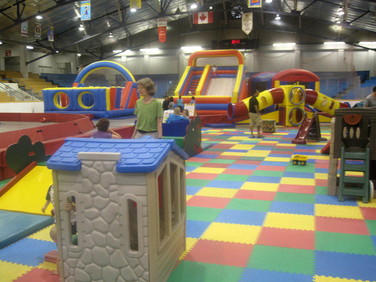 Kerrisdale Play Palace Is Perfect For Parents